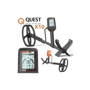 Quest X10 detector de metales