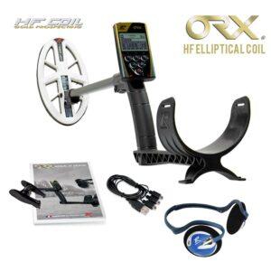 Detector de metales XP ORX Elíptico de 9.5 ″