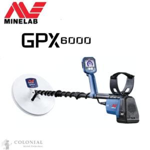 GPX 6000 de Minelab
