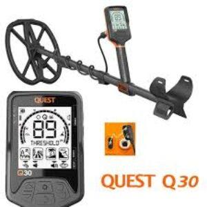 Quest Q30 Detector de metales